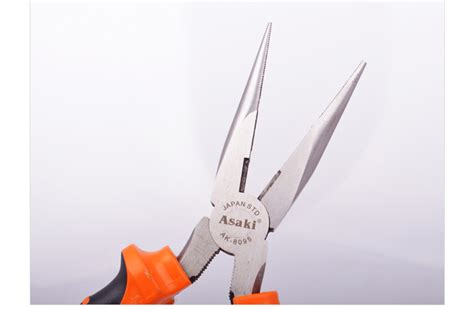 Maxpower Nose Plier 55 Carbon Steel 6 ak 8095 competitive price carbon steel nose pliers view pliers asaki product details from