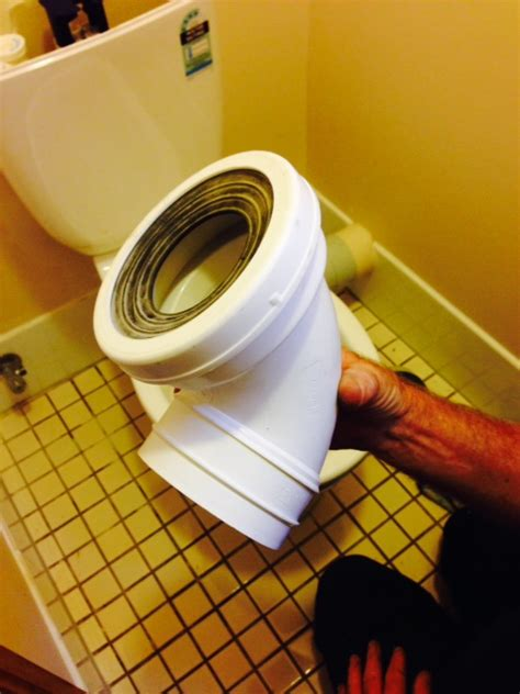 Replacing A Toilet Bowl Australia   Plumbing Contractor
