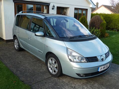 espace renault renault espace 2 2 dci initial fred boxall cars