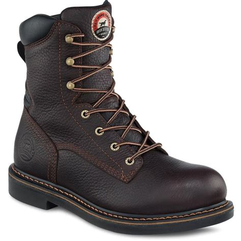 setter s boots setter s 8 in eh soft toe boots by wing 83803