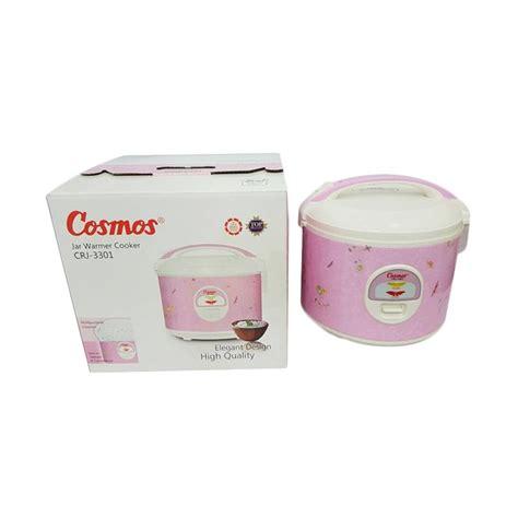 Cosmos Rice Cooker 3 In 1 1l Crj 101 jual cosmos crj 3301 3in1 magic harga