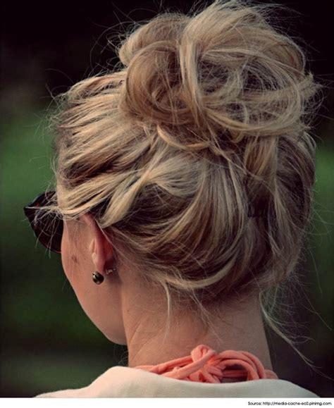cute girl hairstyles messy bun 15 messy bun hairstyles for long hair long hairstyles