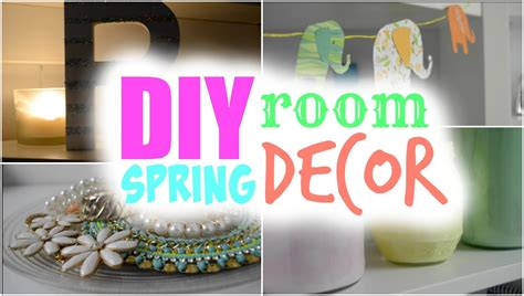 diy 3 ways to decorate clothespins youtube diy spring room decor easy and cheap ways to decorate