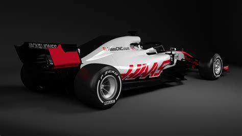 Haas Mba 2017 2018 by Presentata La Nuova Haas Vf 18 Per La Stagione F1 2018