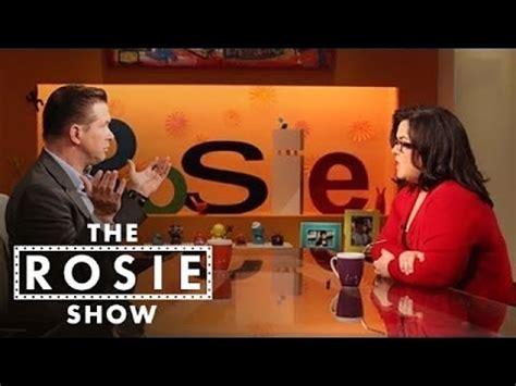 Rosie Shows Again stephen baldwin and rosie discuss rights the rosie