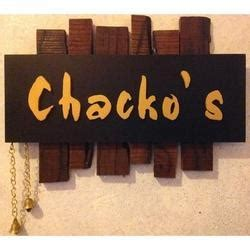 Apartment Name Plate Designs Wooden Name Plate Manufacturers From India Hellotrade