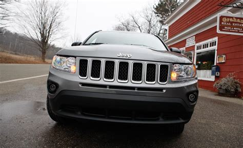 2012 Jeep Compass Latitude Car And Driver