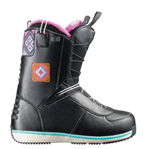 womans snowboard boots salomon snowboard boots s 2014 evo outlet