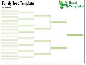 excel family tree template family tree template family tree templates you can type in