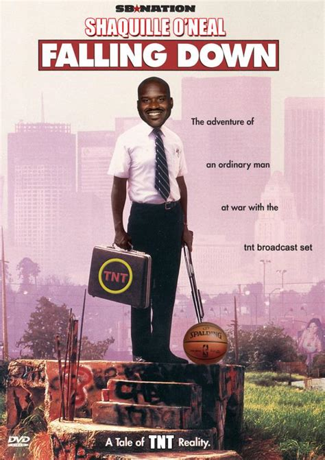 Falling Meme - falling down shaquille oneal s epic fall know your meme