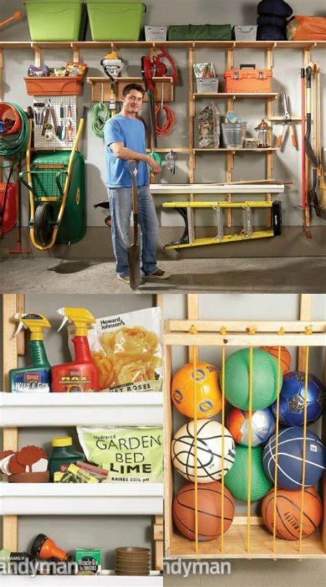 49 brilliant garage organization tips ideas and diy utilize wall space for storage 49 brilliant garage