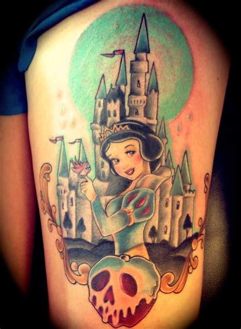 snow white tattoo designs snow white s