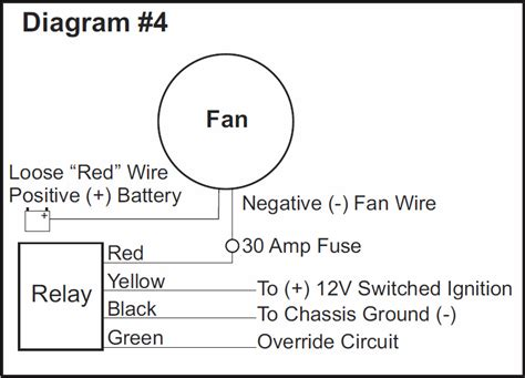 derale relay wiring diagram image collections wiring