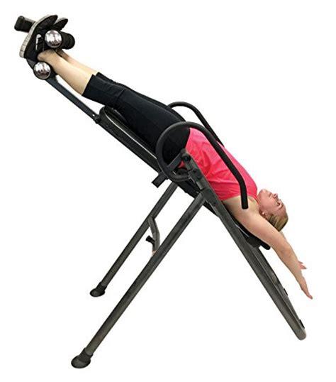 health gear itm4 5 adjustable heat massage inversion