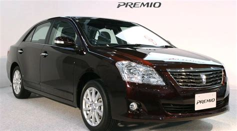 toyota premio  price interior engine  toyota cars