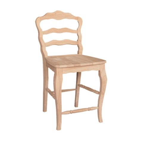 24 Counter Stool Wood by 24 Quot Versailles Counter Stool With Wood Or Seat Stools