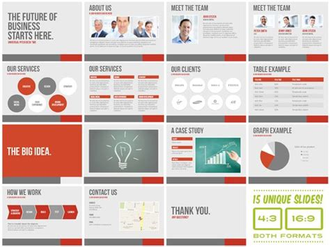 powerpoint design mode universal pitch deck two powerpoint template by pitchstock