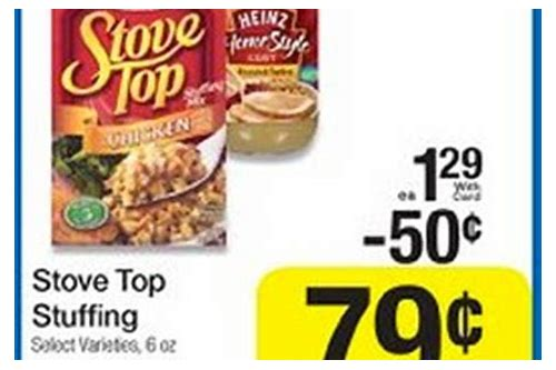 stove top stuffing mix coupons