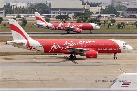 airasia airbus a320 thai airasia airbus a320 thailand aviation