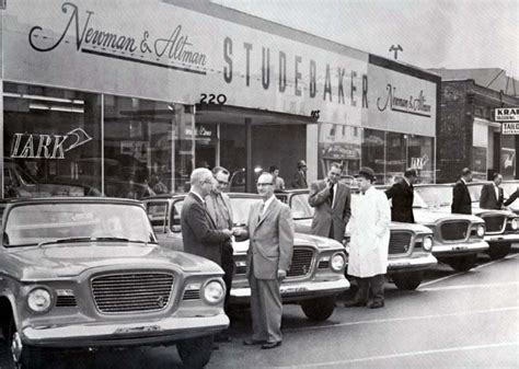 Chrysler Dealerships Indiana by This Dealer Was In South Bend Where The Studebakers Were