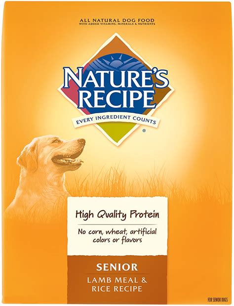 nature s recipe puppy food review natures recipe food reviews dandk