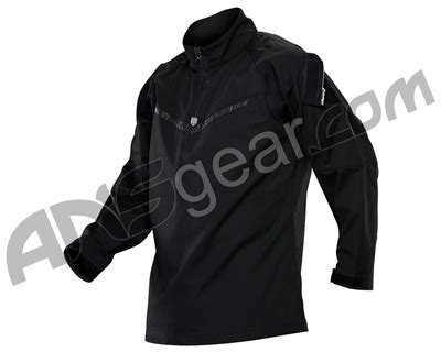dye tactical pull over black