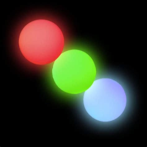 Glowing L With Removable Balls by Glowing Deals Oddballs Juggling