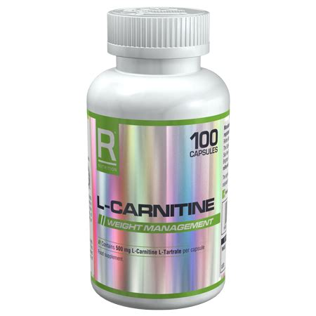 l carnitine carbohydrates l carnitine amino acids weight loss reflex nutrition