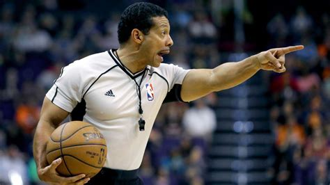 Mba Referees by Nba Referee Bill Kennedy S Coming Out Story
