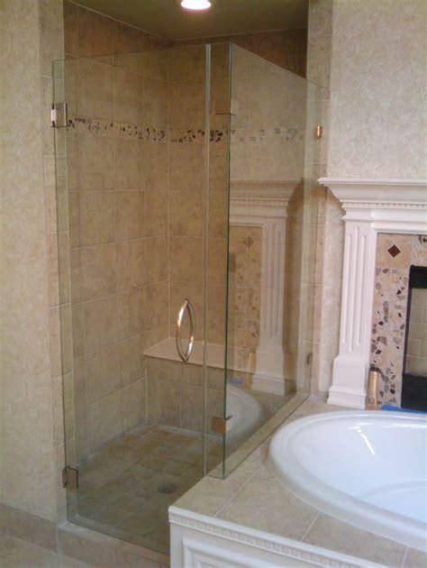 Shower Doors Kansas City Frameless Glass Shower Door Photo Gallery Precision Glass