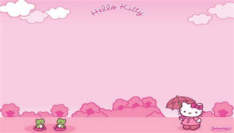 wallpaper hello kitty pink bergerak pink hello kitty wallpaper wallpapersafari