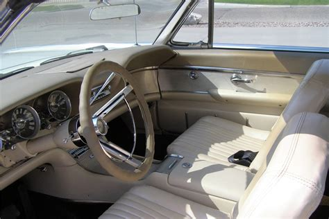 1962 Thunderbird Interior by 1962 Ford Thunderbird 198163