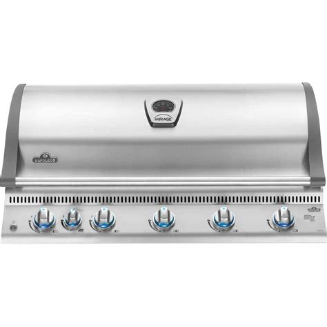 Accessoire Barbecue 1464 by Napoleon Mirage 730 Propane Gas Built In Bbq Grill With