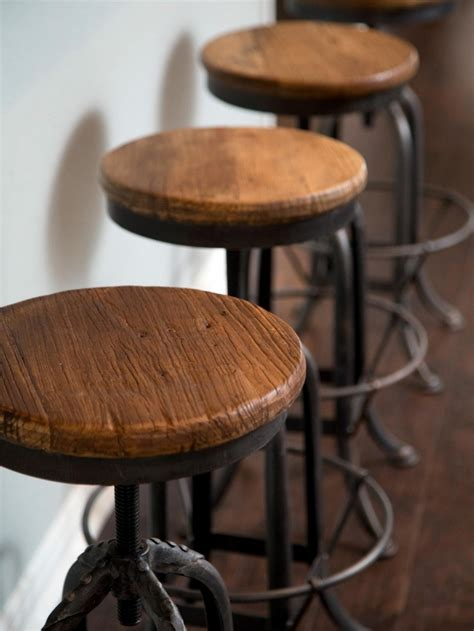Farmhouse Bar Stool by Photos Hgtv With Rustic Farmhouse Bar Stools At Boston