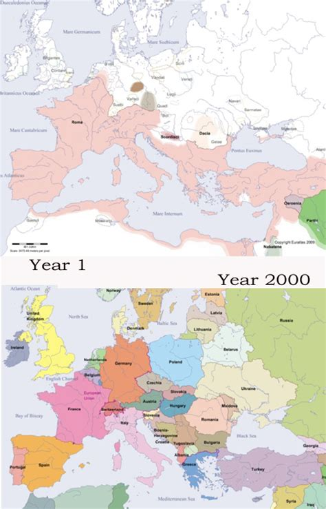 europe map now europe then and now monday map one s worldone