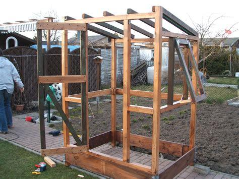 wintergarten selber bauen forum tomatenhaus selber bauen hausgarten net