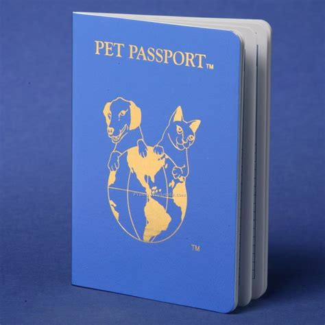 puppy passport the pet passport wholesale china