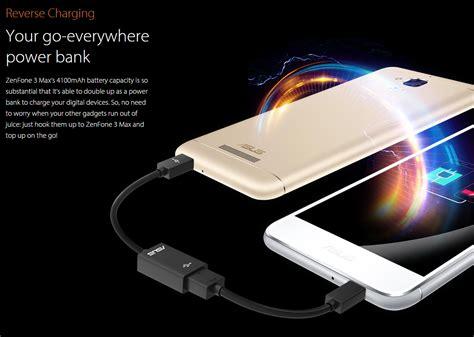 Asus Zenfone 4 Max Ram 3 32