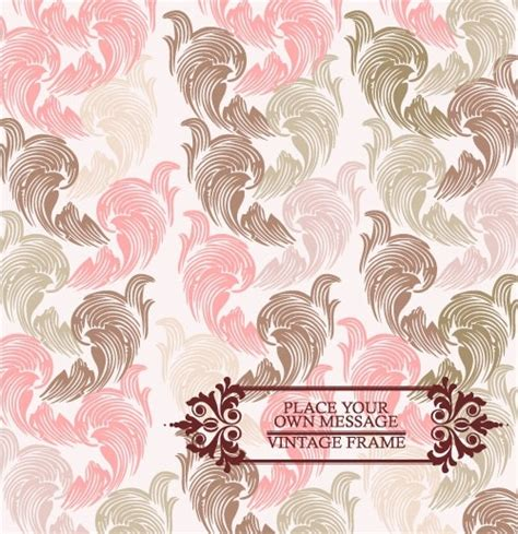pink pattern free download pink pattern background 03 vector free vector in