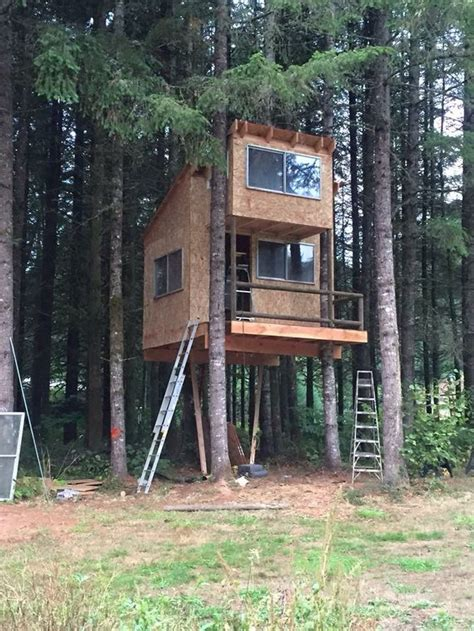 best way to build a house the best way to build a treehouse wikihow