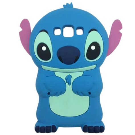 Samsung Galaxy J1 Ace 3d Stitch 4 Soft Silicon 3d stitch samsung j5 chinaprices net