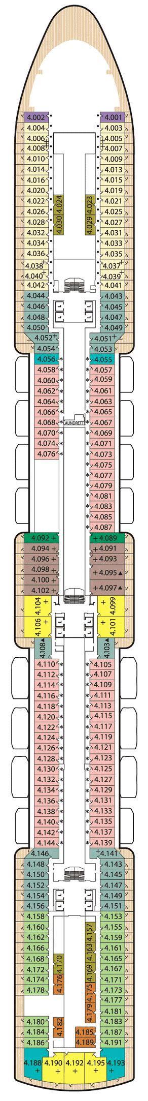 deck plan elizabeth cunard cruises elizabeth deck plans