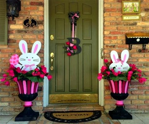 deco ideas 38 cute easter decoration ideas for your garden