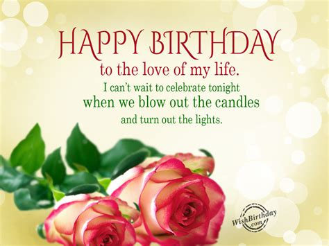 Wishing Happy Birthday To Lover Happy Birthday Messages List Birthday Quotes Birthday