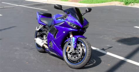 all the reasons why a yamaha r6 is a horrible first bike