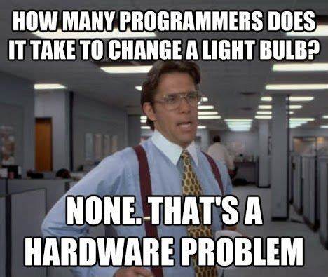 Computer Problems Meme - geek humor hardware problem funny technology community