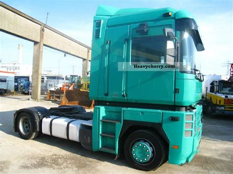 2006 volvo truck tractor renault 440 dxi volvo motor roof air 2006 standard