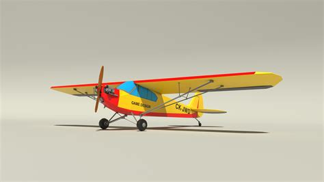 Propeller Plane Model