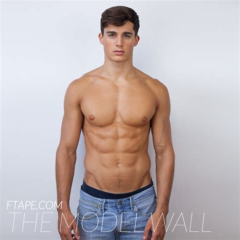 pietro boselli models 1 the model wall ftape