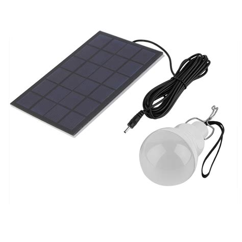 solar panel lights outdoor indoor solar powered led lighting system light